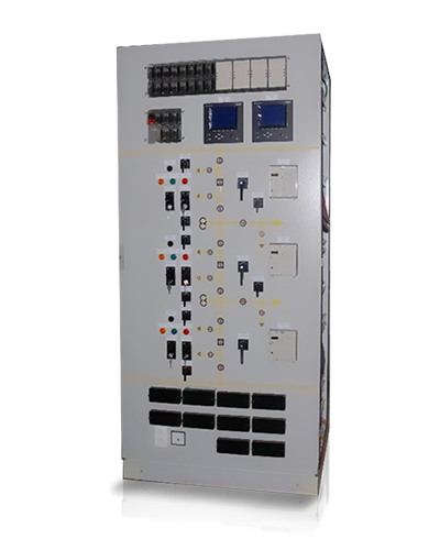 Protection & Control Panel Single