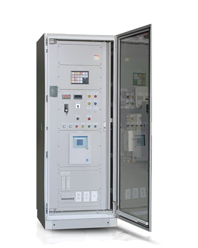 Protection & Control Panel Single Open