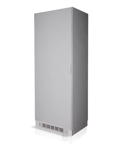 Single Rack Industrial Cabinet Closed; Single Rack Industrial Enclosure ...