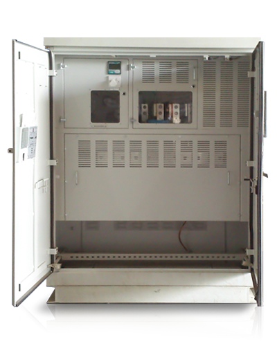 Unit Substation Open View
