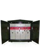 Pad Mounted Switchgear Open